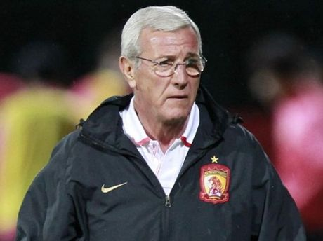Trung Quoc moi Marcello Lippi dan dat DTQG - Anh 1