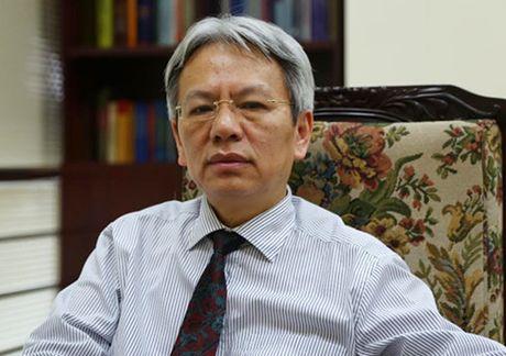 Tien si Nguyen Sy Dung: Khong co ky luat rat kho tu giac - Anh 1