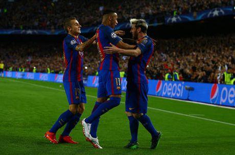 Valencia - Barca: Cho Lionel Messi toa sang - Anh 1