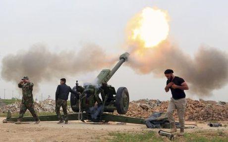 IS bat 550 gia dinh dan thuong lam la chan song o Mosul - Anh 1