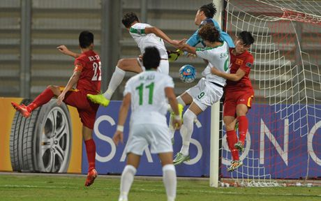 Diem mat 8 doi bong vao tu ket U19 chau A 2016 - Anh 4