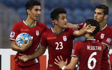 Diem mat 8 doi bong vao tu ket U19 chau A 2016 - Anh 7
