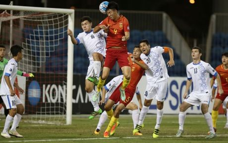 Diem mat 8 doi bong vao tu ket U19 chau A 2016 - Anh 8