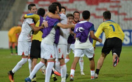 Diem mat 8 doi bong vao tu ket U19 chau A 2016 - Anh 9