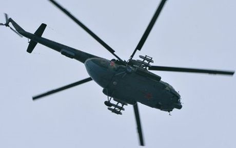 Truc thang Mi-8 cua Nga roi o Siberia, 21 nguoi thiet mang - Anh 1