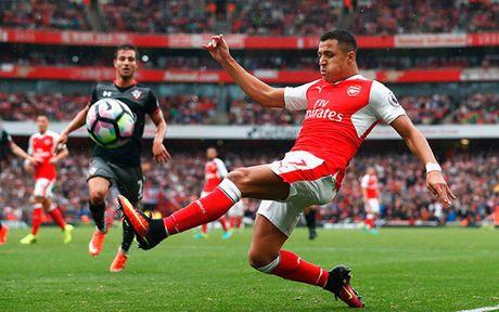 Doi hinh 'sieu tan cong' cua Arsenal truoc Middlesbrough - Anh 11