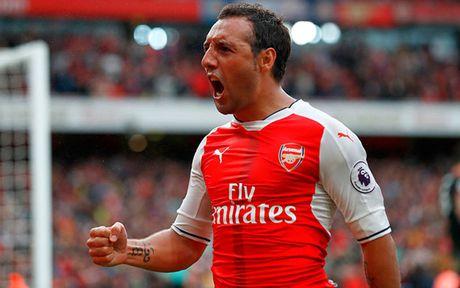 Doi hinh 'sieu tan cong' cua Arsenal truoc Middlesbrough - Anh 7