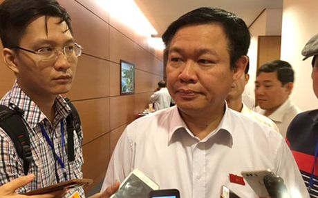 Pho Thu tuong Vuong Dinh Hue: 'Chi tieu phai trong kha nang' - Anh 1