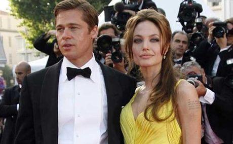 Brad Pitt chua phan hoi chinh thuc ve don ly hon - Anh 1