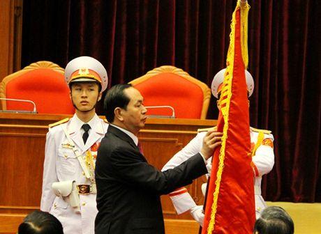 Tong Bi thu du ky niem 20 nam thanh lap Hoi dong Ly luan Trung uong - Anh 3