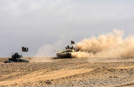 Iraq tu choi de Tho Nhi Ky tham gia chien dich giai phong Mosul - Anh 1