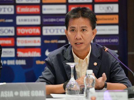 HLV Hoang Anh Tuan: U19 Viet Nam muon co mat o World Cup nhu Myanmar - Anh 1