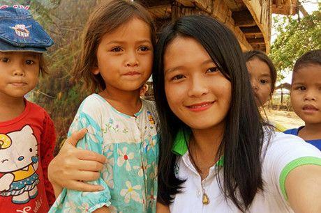 Truy tang bang khen cua Thu tuong cho nu tinh nguyen vien tu nan - Anh 1