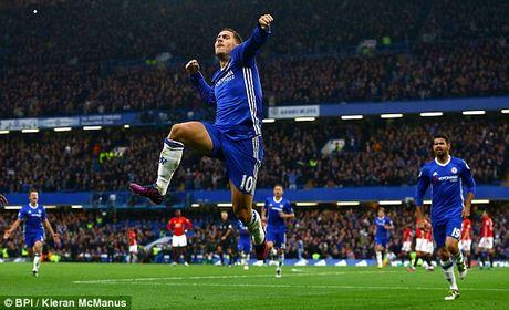 Cap nhat Chelsea - M.U 4-0: Huy diet Quy do o Stamford Bridge - Anh 1