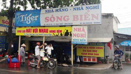Can bo tinh uy dap ly vao dau ban: Chi canh cao - Anh 1