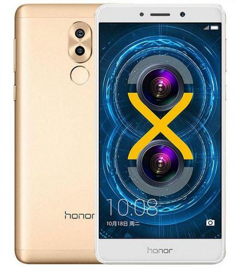 Huawei Honor 6X: Smartphone tam trung so huu camera sau kep - Anh 1