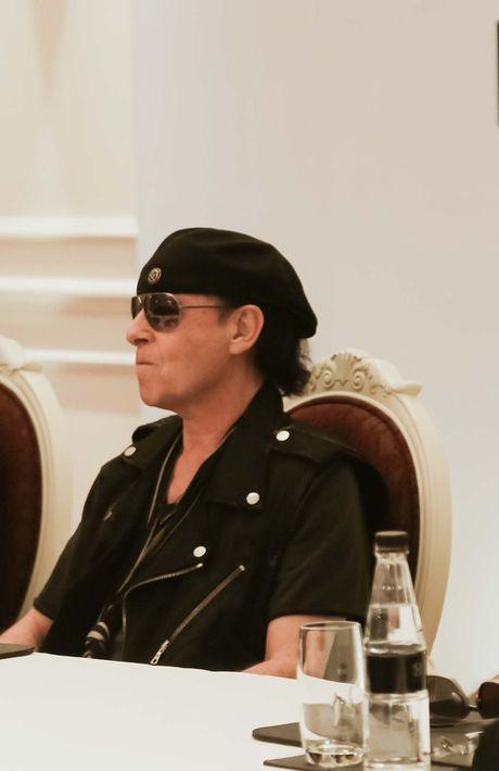 Huyen thoai Scorpions: 'Duoc gap fan Viet rat tuyet voi' - Anh 3