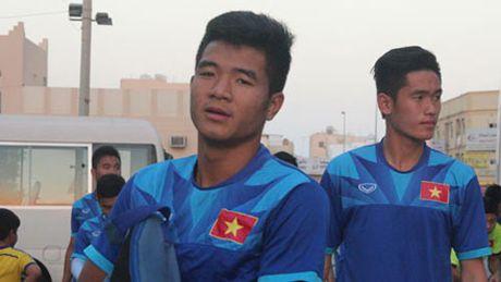 Chu nha Bahrain gay kho de, 'hanh xac' U19 Viet Nam - Anh 1
