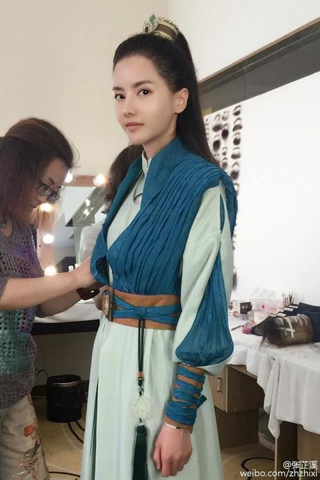 Bat ngo voi phien ban nu dep tuyet sac cua tro ly Bao Cong - Anh 2