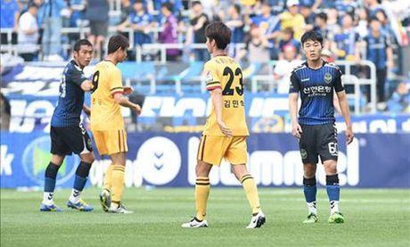 Bao Han noi gi khi Xuan Truong cung Incheon United danh bai Gwangju? - Anh 1