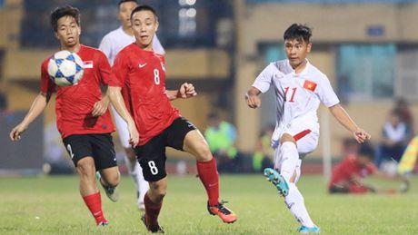 DT U19 Viet Nam su dung doi hinh nao truoc U19 Bahrain? - Anh 1