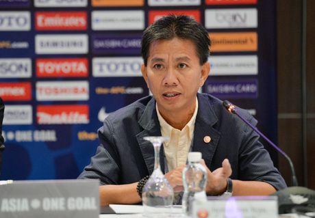 HLV Hoang Anh Tuan noi gi truoc tran gap U19 Bahrain? - Anh 1