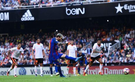 Messi sut thanh cong phat den roi chay toi khieu khich CDV Valencia - Anh 11