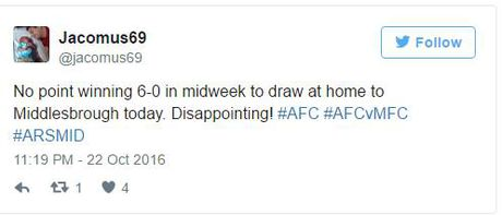 CDV Arsenal doi ... dap tivi sau tran hoa Middlesbrough - Anh 3