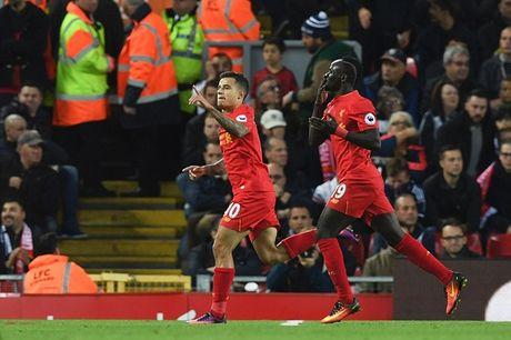 Coutinho va Mane lap cong, Liverpool thang de West Brom tren san nha - Anh 2