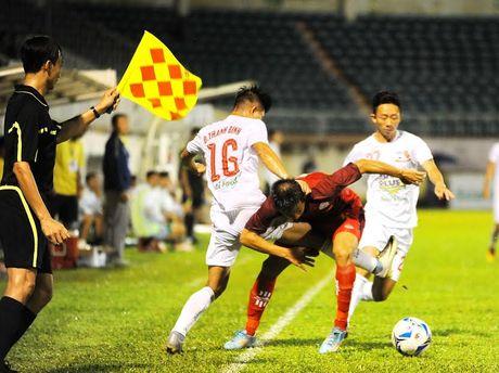 Khai mac VCK U21 Quoc gia 2016: HAGL cham tran chu nha Than Quang Ninh - Anh 2