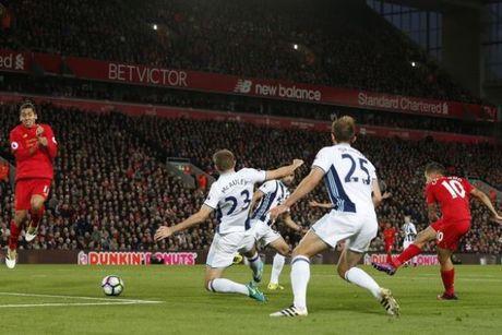5 diem nhan sau tran Liverpool 2-1 West Brom: Mot Coutinho thien tai - Anh 2