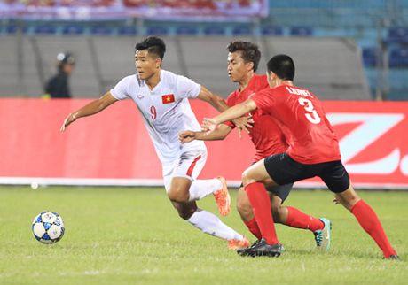 23h15 ngay 23/10, U19 Viet Nam vs U19 Bahrain: Giac mo co that - Anh 1