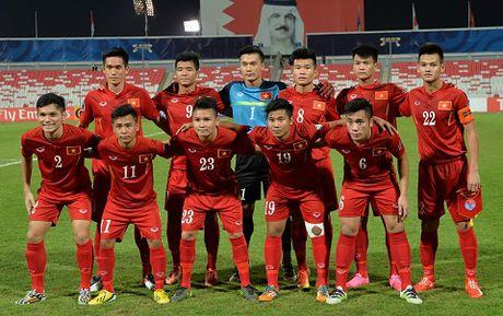 23h15 ngay 23/10, U19 Viet Nam vs U19 Bahrain: Giac mo co that - Anh 2