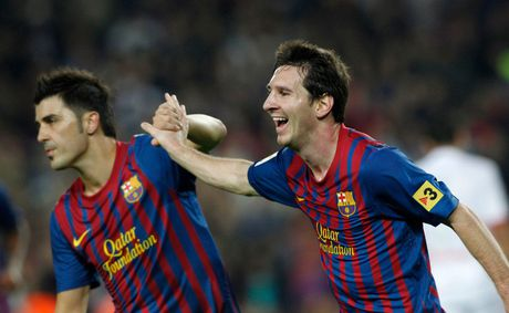 37 cu hat-trick cua Leo Messi cho Barca qua anh (Phan 2) - Anh 1
