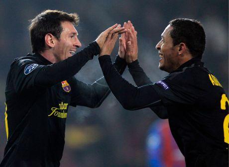 37 cu hat-trick cua Leo Messi cho Barca qua anh (Phan 2) - Anh 2