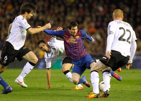37 cu hat-trick cua Leo Messi cho Barca qua anh (Phan 2) - Anh 4