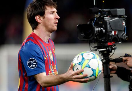 37 cu hat-trick cua Leo Messi cho Barca qua anh (Phan 2) - Anh 5