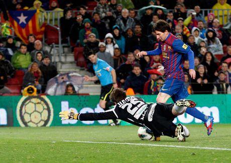 37 cu hat-trick cua Leo Messi cho Barca qua anh (Phan 2) - Anh 6