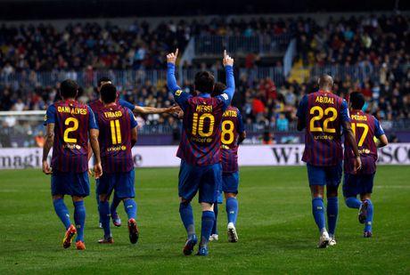 37 cu hat-trick cua Leo Messi cho Barca qua anh (Phan 2) - Anh 7