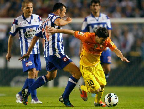 37 cu hat-trick cua Leo Messi cho Barca qua anh (Phan 2) - Anh 9