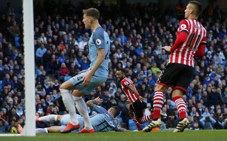 Sao tre toa sang, Man City nhoc nhan co tran hoa voi Southampton - Anh 1