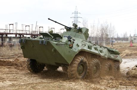 Tai sao Nga lap phao 57mm cho 'taxi chien truong' BTR-82A? - Anh 10