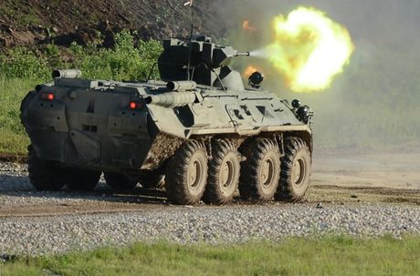 Tai sao Nga lap phao 57mm cho 'taxi chien truong' BTR-82A? - Anh 9