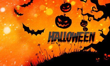 Nhung con so an tuong ve le hoi Halloween - Anh 1