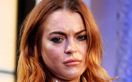 Lindsay Lohan co nguy co pha san - Anh 1