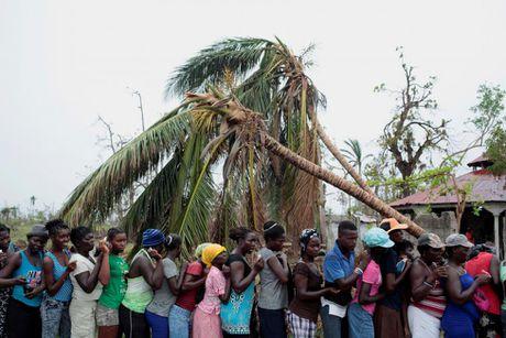 Xot xa tham canh o Haiti hai tuan sau sieu bao Matthew - Anh 4