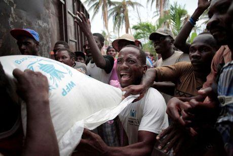 Xot xa tham canh o Haiti hai tuan sau sieu bao Matthew - Anh 8