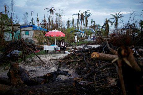 Xot xa tham canh o Haiti hai tuan sau sieu bao Matthew - Anh 9