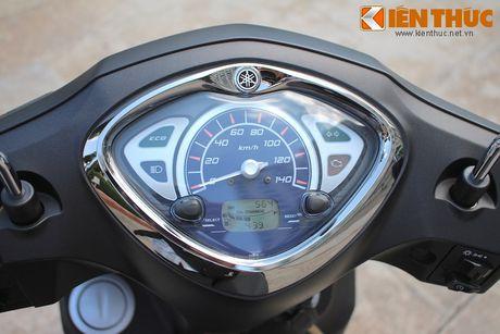 Yamaha Acruzo 'het cua' canh tranh Honda Lead tai VN - Anh 5