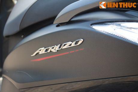 Yamaha Acruzo 'het cua' canh tranh Honda Lead tai VN - Anh 9